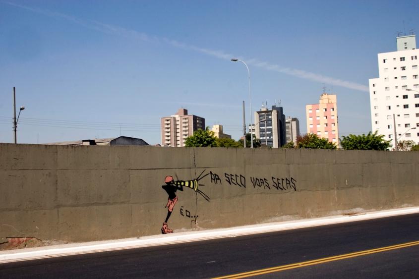 Aparição do Saci Urbano em São Caetano do Sul (ABC paulista), com baixissima umidade no ar